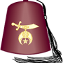 An image of a Shriners Fez
